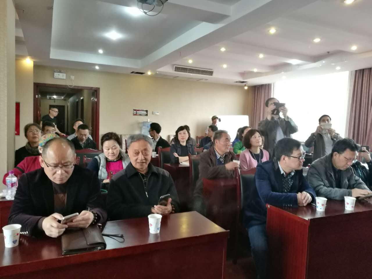 四川省诗词协会格律体新诗创研会在香城新都正式成立挂牌 - 卡莎 - 卡莎(Kasahelen)的博客